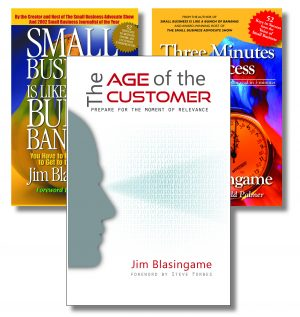 """Age of the Customer"" and Jims other books"