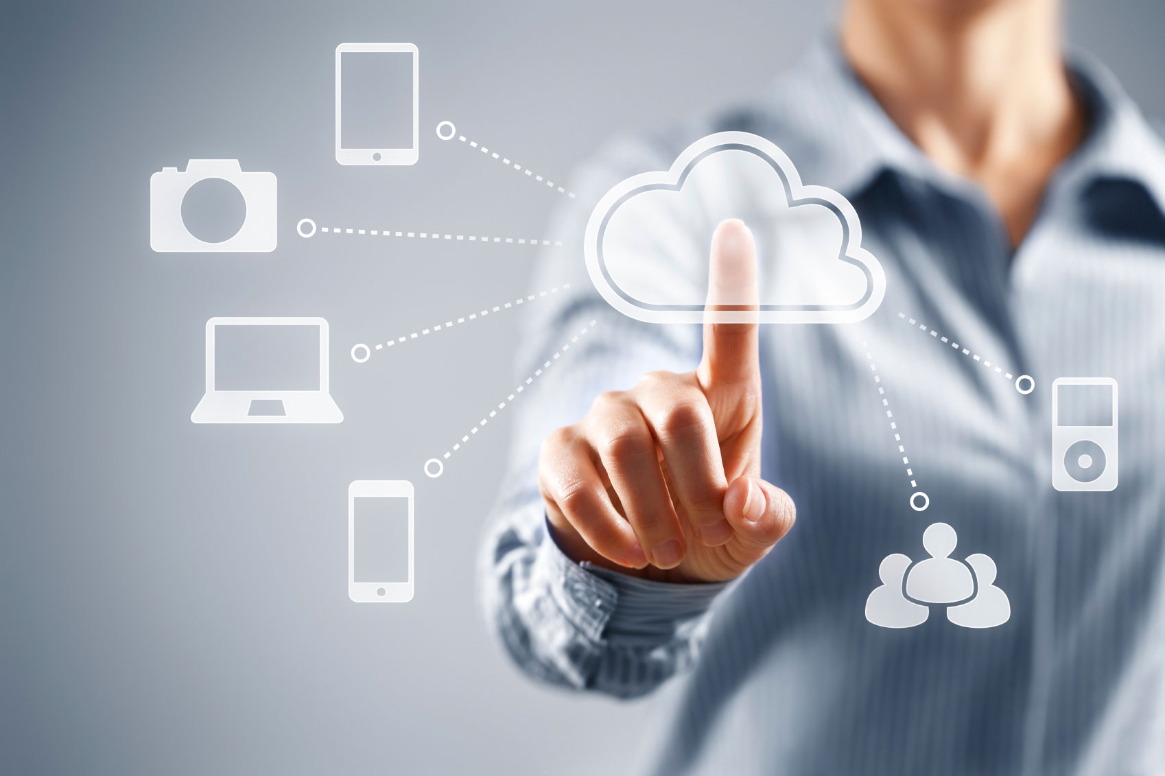 Cloud Computing | The Age of the Customer – by Jim Blasingame